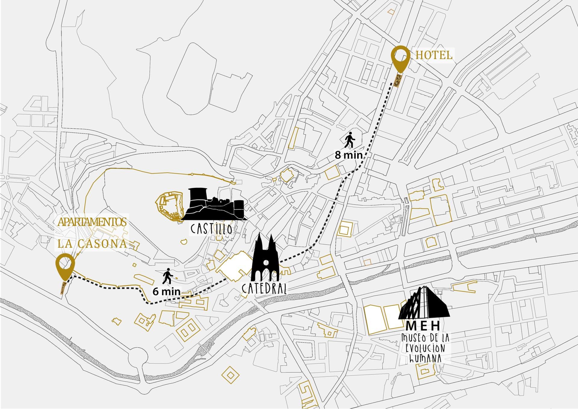Mapa home